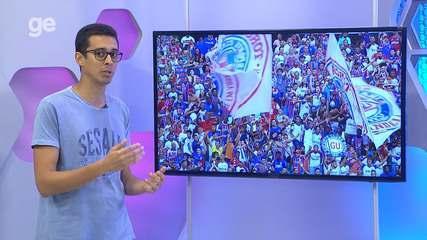 Ba-Vi em Pauta comenta a vitória do Bahia, que derrotou o Flamento por 3 x 0 no domingo, 4