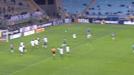 Melhores momentos: Grêmio 3 x 3 Chapecoense pela 13ª rodada do Brasileirão