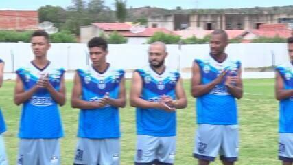 Oeirense apresenta elenco e inicia preparação para Série B do Campeonato Piauiense
