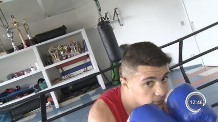 Jovem boxeador de São José dos Campos é exemplo de superação