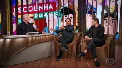 Marcos Veras conta que pediu autorização a Tom Cavalcante para interpretar João Canabrava
