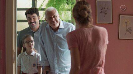 Teaser 'Bom Sucesso' 09/8: Alberto encontra Paloma