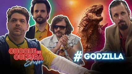 Choque de Cultura Show: #3: Godzilla (Programa Estendido)