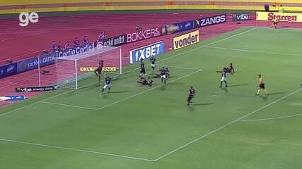 Veja gols de Lucão na Série B 2018