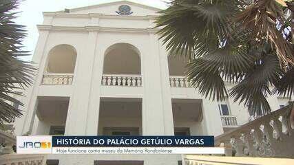 Palácio Presidente Vargas foi inaugurado em janeiro de 1954