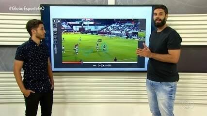 Globo Esporte analisa lances da vitória do Atlético-GO sobre o Oeste