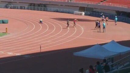 Acreano fica em 2º lugar no 100 metros no World Police and Fire Games, na China