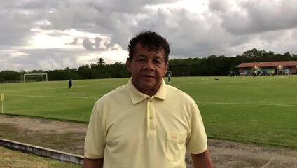 Jacozinho fala sobre o gol que marcou contra o Fluminense, no Brasileiro de 1983
