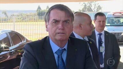Bolsonaro diz que 'não pode existir' prisão para PM que algemar de 'forma irregular'