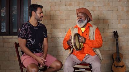 Músicos falam sobre o pandeiro, instrumento que faz som no samba e até no funk