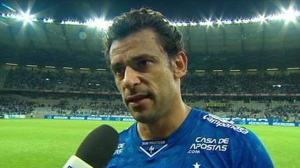 "Fred comemora fim de jejum de gols: ""Alívio. Dei uma desanimada, mas aprendi"""