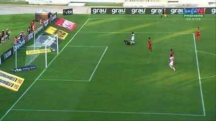 Confira os melhores momentos de CRB 0 x 1 Vitória, pela 16ª rodada da Série B