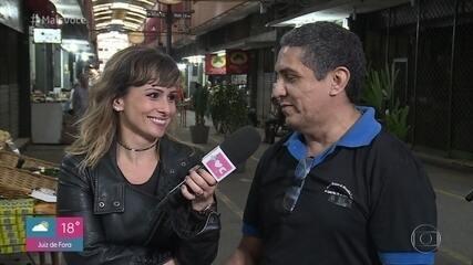 'Mercadões do Brasil': Duda Esteves visita o Cadeg, no Rio de Janeiro