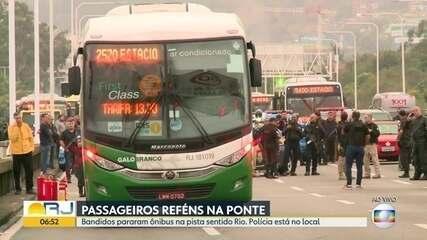 Octavio Guedes lembra trauma com caso do Ônibus 174
