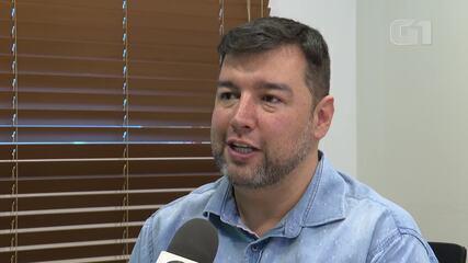 Secretário de Educação do DF, Rafael Parente, comenta exoneração do cargo