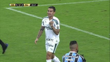 Melhores momentos: Grêmio 0 x 1 Palmeiras pela Taça Libertadores da América