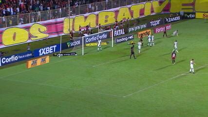 Melhores momentos: Vitória 0 x 0 América-MG pela 17ª rodada do Brasileiro Série B