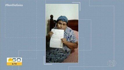 Mulher que pesa 153 kg espera bariátrica há 3 anos pela rede pública de saúde, em Goiás
