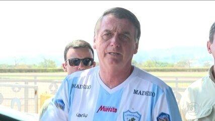 Bolsonaro volta a dizer que tem a palavra final nas indicações do Governo