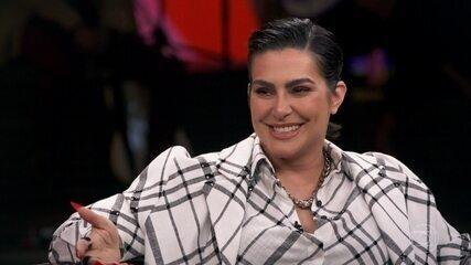 Cleo lembra que estreou na TV interpretando a fase mais nova da mãe em minissérie