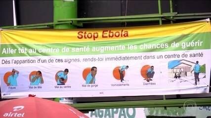 República do Congo sofre com epidemia de Ebola