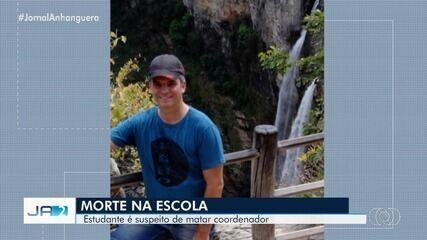Coordenador é morto por aluno dentro de escola em Águas Lindas de Goiás, diz polícia