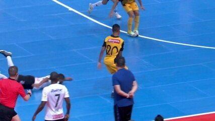 Melhores momentos de Sorocaba 1 (3) x (1) 1 Corinthians pelo Mundial de Clubes de Futsal 2019