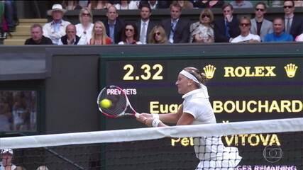 Petra Kvitová volta ao TOP 10 após recuperação de uma tragédia