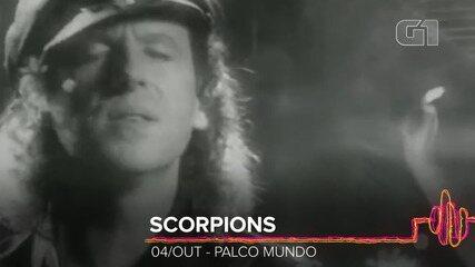 Scorpions: Como será o show no Rock in Rio 2019?