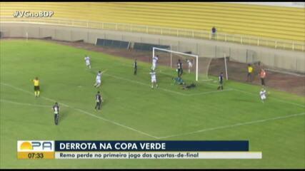 VÍDEO: veja os gols de Atlético Acreano 2 x 1 Clube do Remo