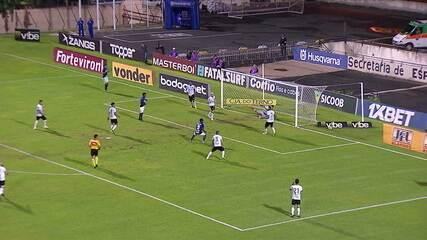 Melhores momentos: São Bento 0 x 0 Figueirense pela 21ª rodada do Brasileiro Série B