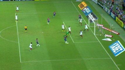 Melhores momentos: Fortaleza 0 x 1 Fluminense pela 18ª rodada do Brasileirão