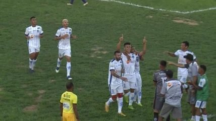 Os gols de Oeirense 4 x 2 Comercial-PI - Série B do Campeonato Piauiense 2019