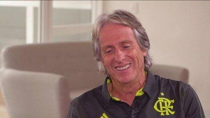 Líder do Brasileirão, Jorge Jesus revela mais detalhes da relação com o Flamengo