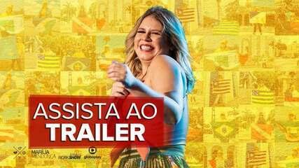 Assista ao trailer da série' 'Marília Mendonça - Todos os Cantos'