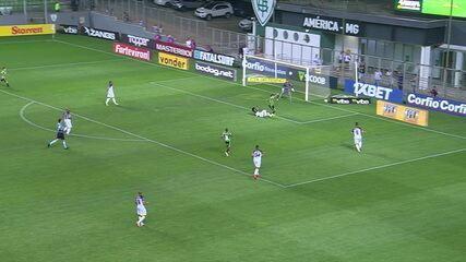 Melhores momentos de América-MG 2 x 1 Criciúma pela 22ª rodada do Campeonato Brasileiro Série B