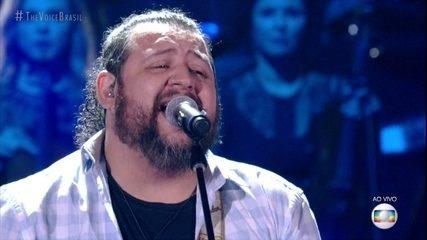 "Rik Oliveira canta ""Sincero"""