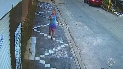 Caso Aline: câmeras de segurança registram jovem no dia que ela desapareceu em Alumínio