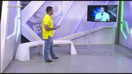 Veja a íntegra do programa Globo Esporte Pará desta quinta-feira, dia 12