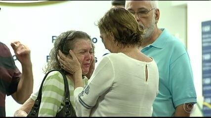 Madrugada foi de drama para funcionários e pacientes do Hospital Badim, no Rio