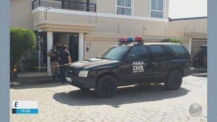 Homem acusado de matar a ex-mulher a facadas é preso em Campo Belo (MG)