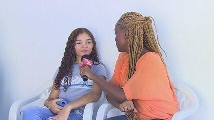 Parte 3: Pra fechar tem bate papo com a cantora Raylla Araújo