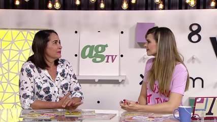AGTV: Confira o segundo bloco do programa, 14