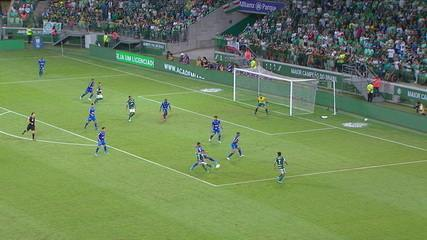 Melhores momentos de Palmeiras 1 x 0 Cruzeiro pela 19ª rodada do Campeonato Brasileiro