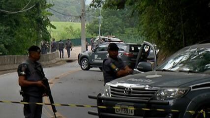 Relatório analisa ação da Polícia Militar no caso dos ataques a agências de Guararema