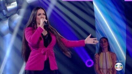 "Bia Ferraz canta ""Cobaia"""