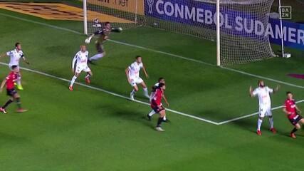 Melhores momentos de Colón 2x1 Atlético-MG pela semifinal da Sul-Americana