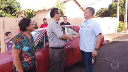 Luciano vai a Uberaba-MG para reformar Corcel 1971 de Agnaldo no 'Lata Velha'
