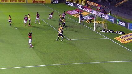 Melhores momentos de Criciúma 0 x 1 Atlético-GO pela 23ª rodada do Campeonato Brasileiro Série B