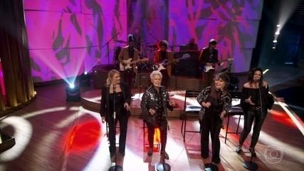 Harmony Cats cantam medley com músicas do Bee Gees